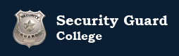 Logo of Security Guard College